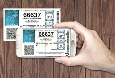 Como compartir loteria por el movil